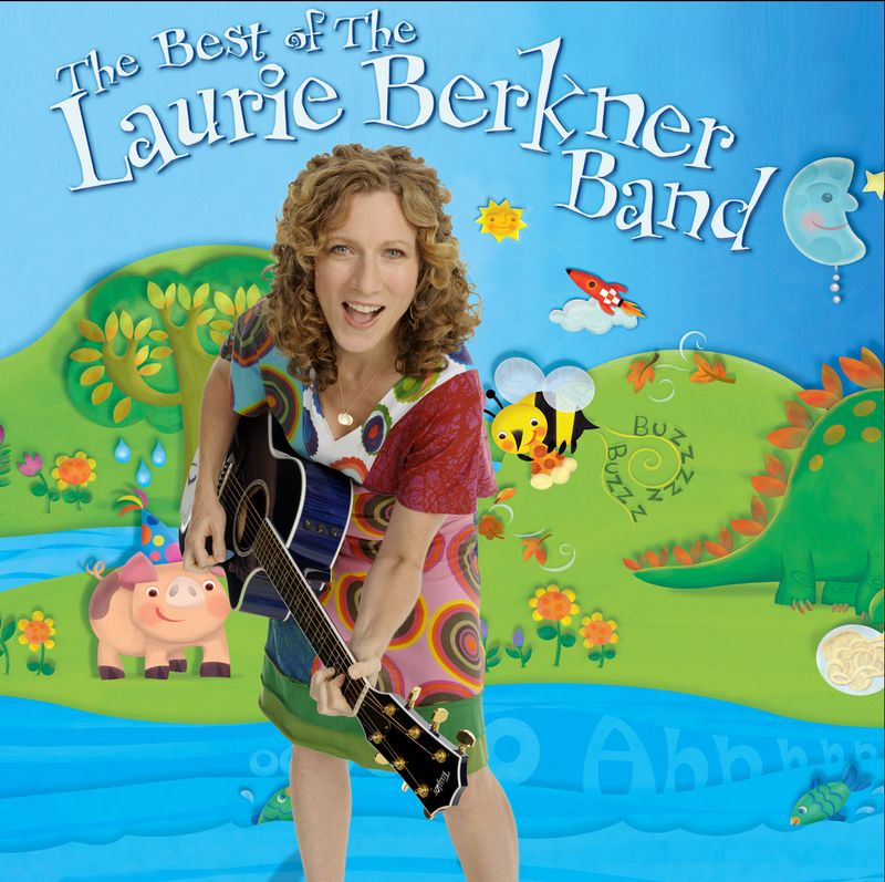 The Best of The Laurie Berkner Band_FINAL COVER