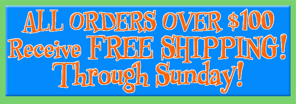2011 DATGS free ship all weekend